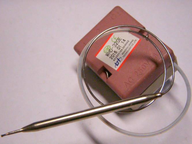 Регулятор WHD-320E паяльника пластиковых труб на 16 Ампер