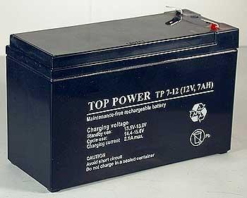 Аккумулятор Topin 7 Ач 12 Вольт Topin Digital