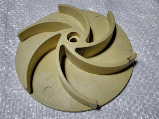 Крыльчатка d107-10*12 к насосу Sprut MZS 600