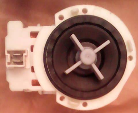 Сливная помпа Plaset COD.49179 для стиральной машины Indesit, LG