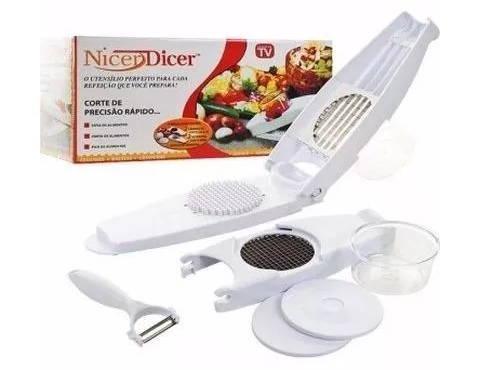 Ручной кухонный комбайн Nicer Dicer