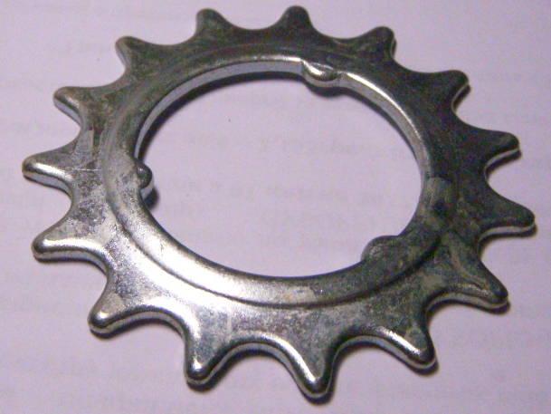 Велосипедная звезда на 15 зубьев