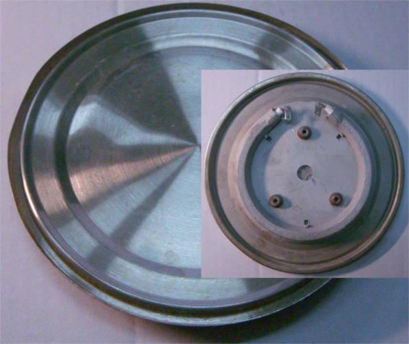 Дисковый электротэн 2кВт чайника Scarlett, Bosch, TEFAL