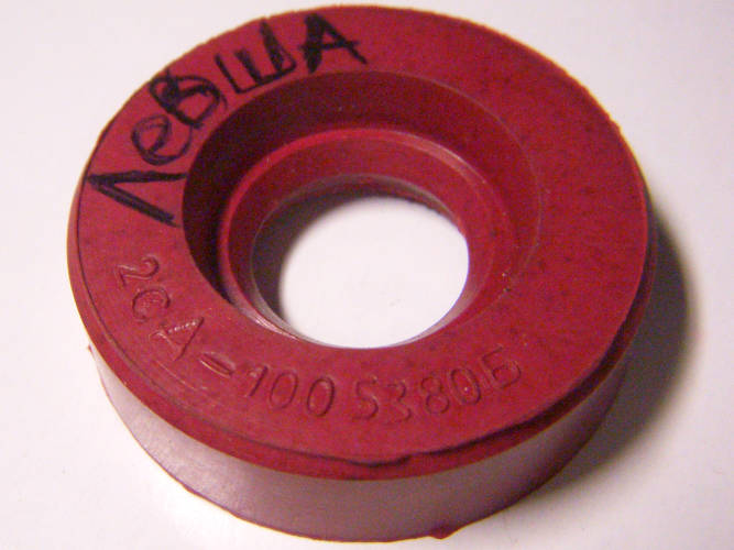 Резиновый сальник для мотопомпы Левша 2CA-1005380Б