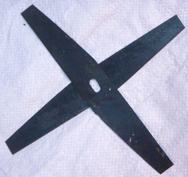 Комплект каленых ножей для траворезки Токмак