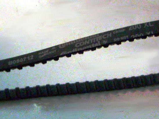 Ремень 200XL6- B090712 для швейной машины Виктория