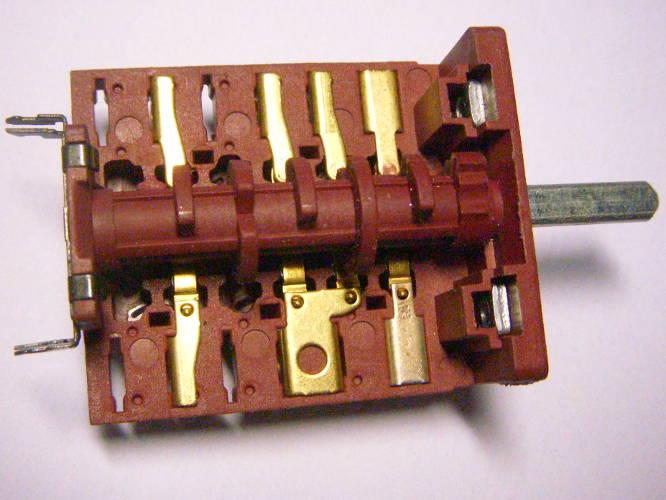 Плавный переключатель для электродуховки Rainford RSC-5636 B