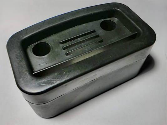 Пластиковый фильтр 60*45*105 для компрессора