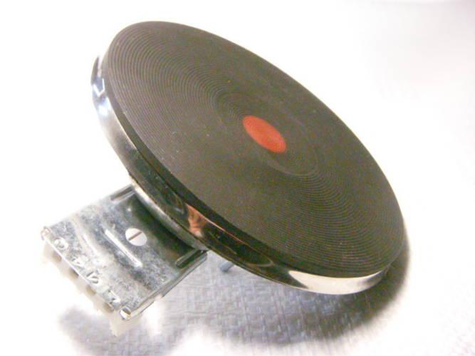 Чугунная конфорка ∅180-196 мм 2кВт под переключатель для электроплиты