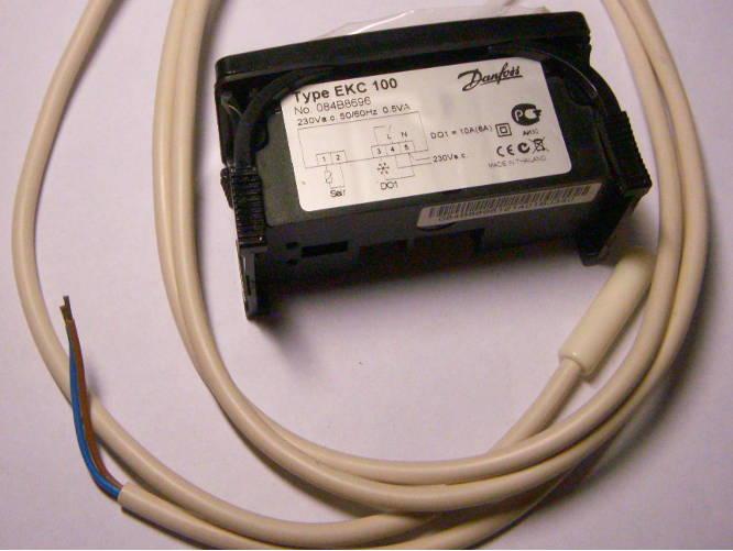 Цифровой однодатчиковый цифровой контроллер типа EVCO EVKB 23