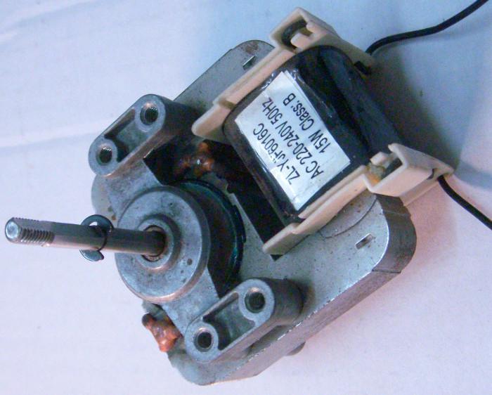 Электродвигатель ZL-YJF6016C, 15Вт, для аэрогриля