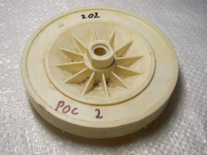 Диск вентилятор привода соковыжималки Росинка 202