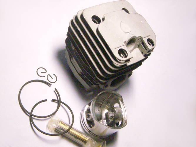 Поршневой комплект 45 мм для бензопилы типа GOODLUCK GLS 5200