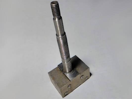 Шток 119 мм с якорем к погружному насосу Водолей Мини