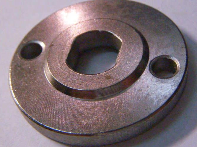 Прижимная шайба под диск 22.5 мм электропилы Фиолент, Зубр