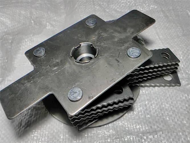 Дробильный узел на 20 молотков 19 мм Китай