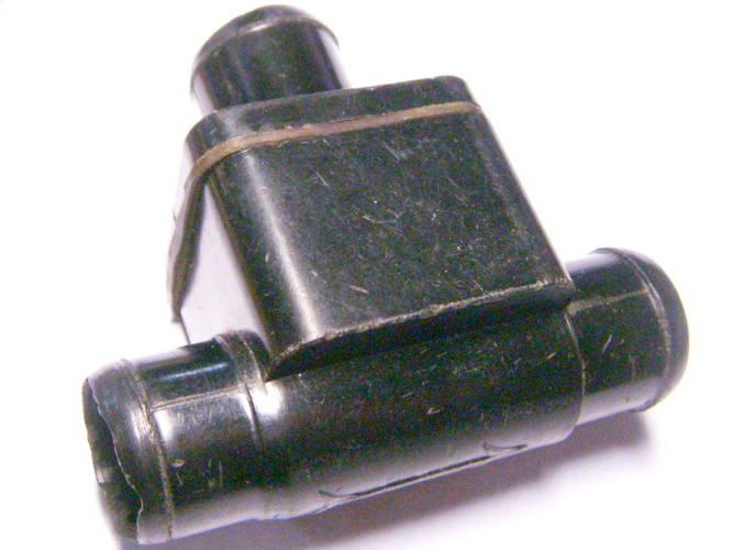 Карболитовое устройство слива для стиральной машины Чайка