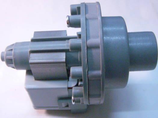 Сливной насос с улиткой Drain Pump P25-1 для стиральной машины Rainford, Samsung, Indesit