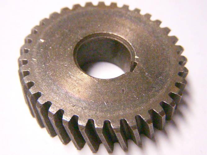 Стальная ответная шестерня d37*12-Z35*h13 дисковой электропилы