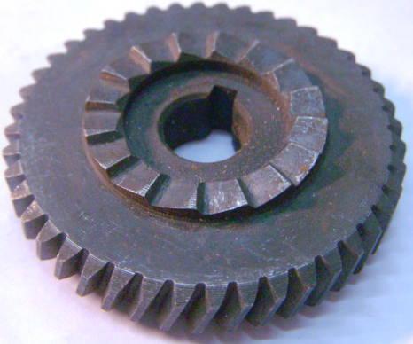 Шестерня 48 мм для редуктора ударной дрели на 44 зуба
