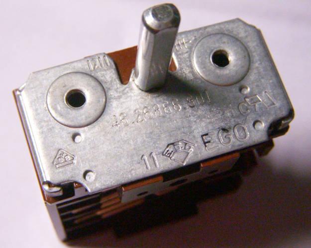 Переключатель EGO 46.26866.801 электроплиты Indesit