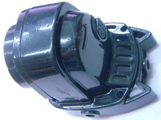 Корпус редуктора болгарки Ferm, ТЕМП 850-125 на три болта