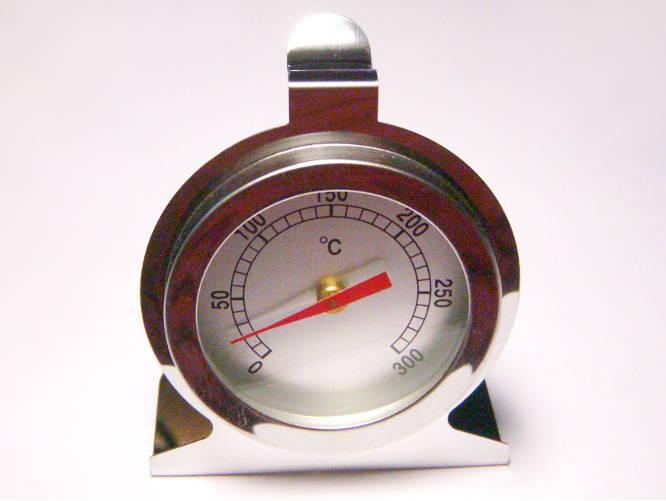Металлический термометр 0-300°C для духовки