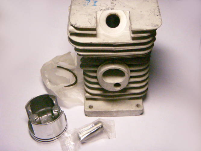 Ремонтный комплект цилиндра бензопилы Stihl 14, 150, 180, с поршнем 38 мм