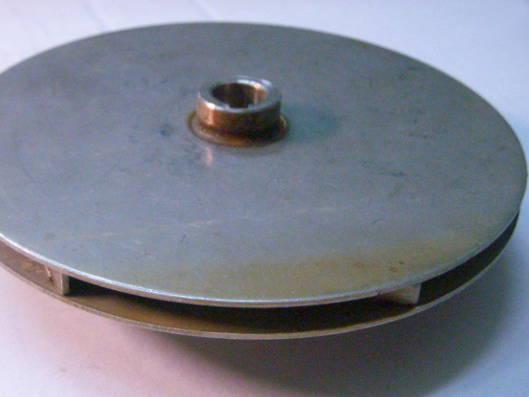Колесо из нержавейки для насоса Kenle Jet 100, Karcher BPP 4000/48