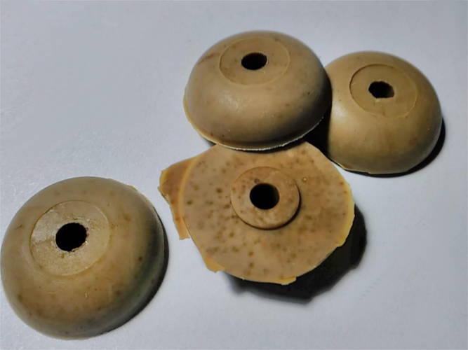 Оригинальные 4 клапана погружного насоса Посейдон