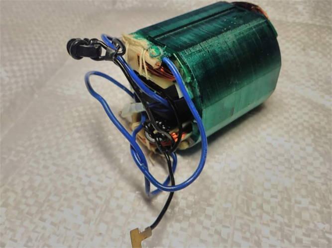 Статор 36*58 для болгарки DWT, электродрели под якорь 35 мм