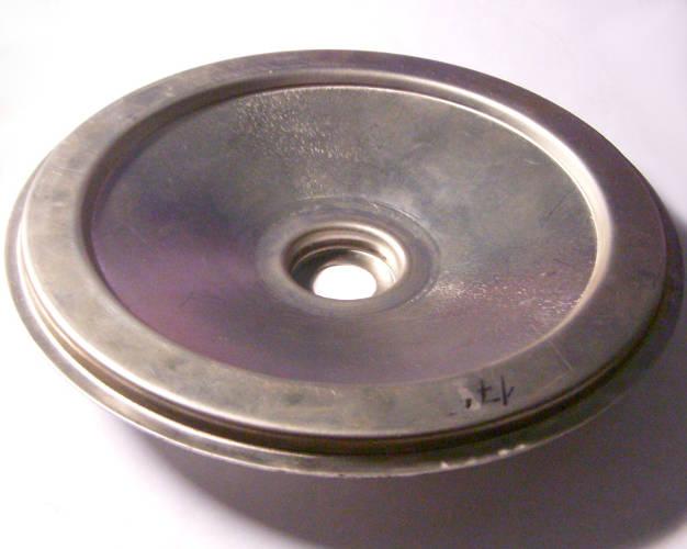 Оражатель d173*d18-h6*d30 для насоса с бортом 7 мм