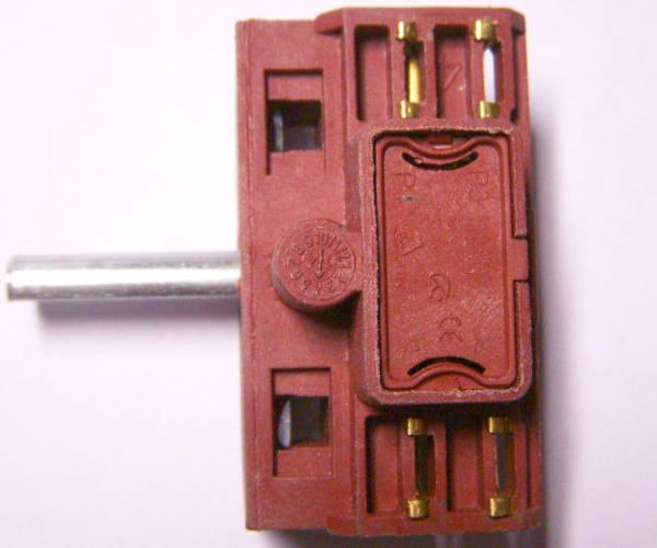 4-х позиционный переключатель для електро духовки Асель, Kumtel,