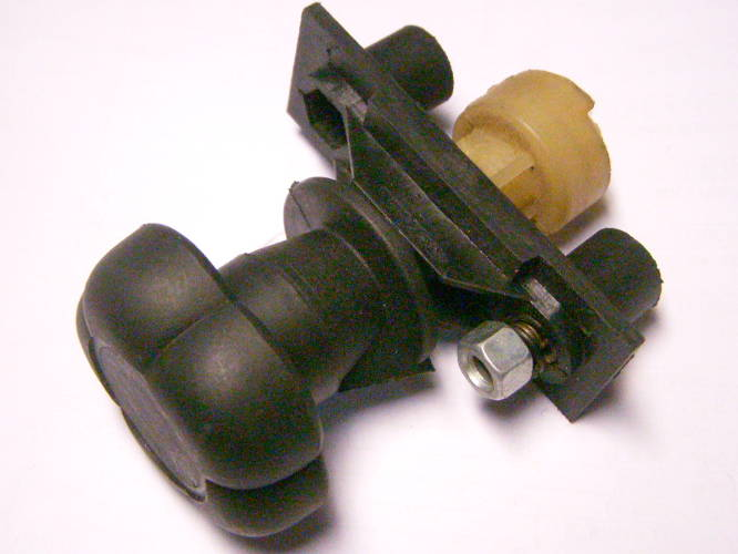 Пластиковый регулятор глубины строгания электрорубанка