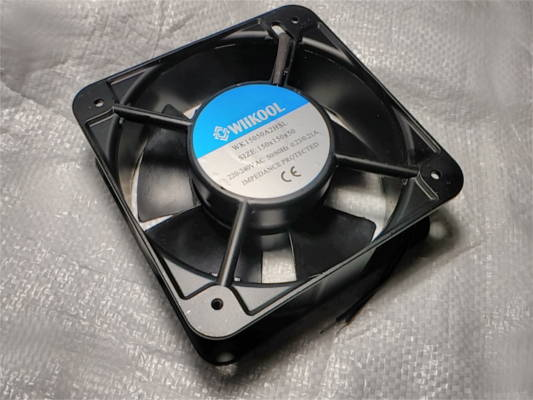 Вентилятор WK 150*150*50 A2HSL 220*0,21