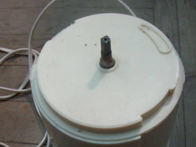 Электропривод в сборе для кухонного процессора Элита
