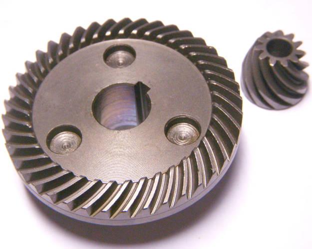Зубчатая коническая пара болгарки Элпром ЭМШУ-150-1300