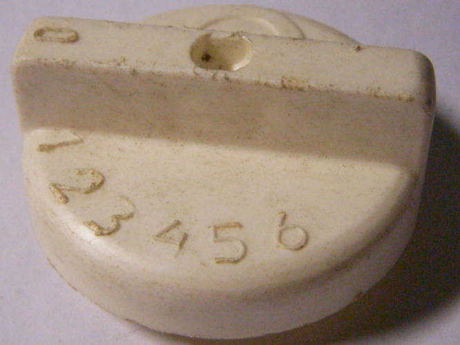 Ручка установки таймера стиральной машины