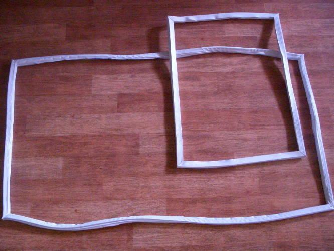 Комплект уплотнителей резины дверей холодильника НОРД 245