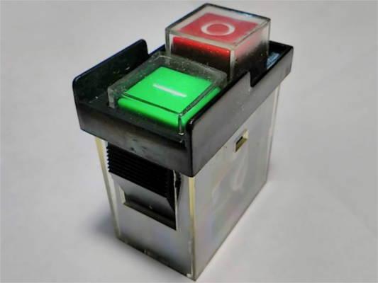 Кнопка включения CK-1 6A для плиткореза, металлореза
