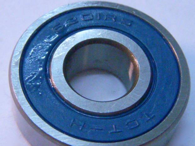 Шариковый подшипник 6201-2RS (180201) для дисковой пилы, болгарки, насоса