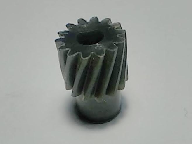 Пластиковая шестеренка редуктора электромясорубки Ротор (Черкассы)