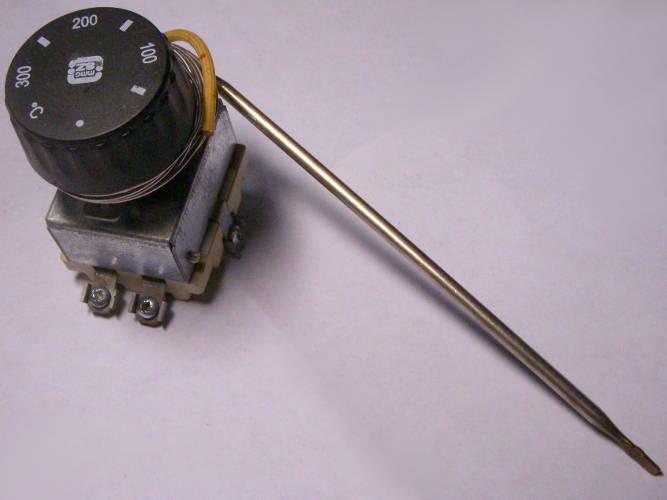 Термолегулятор электропечи до 300°C для нагрузки до 20 Ампер