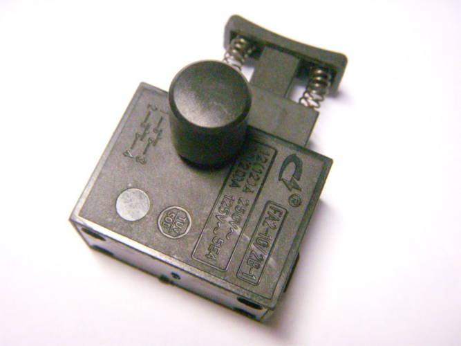 Кнопка FA2-10\2B-1 на 12A цепной пилы с защитой от случайного нажатия
