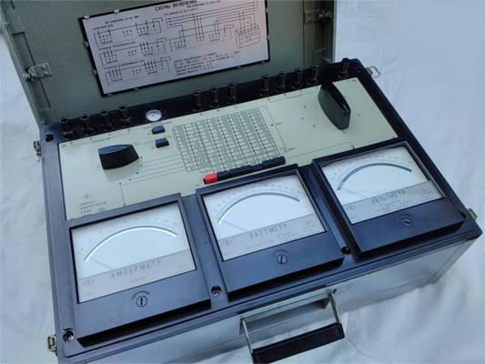 Переносной измерительный комплект К505