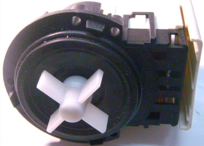 Сливной насос BPX2-137 LEILI 35W для стиральной машины LG, Indesit Ariston