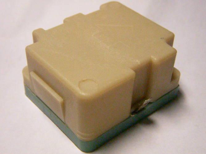 Пусковое реле РТК-(1)МУ УХЛ4.2 на 3.3 Ампера с электромагнитной катушкой