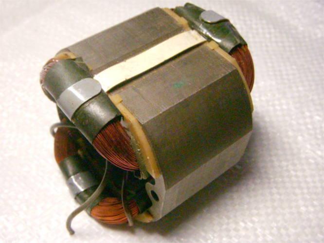 Статор w83*70-86-L50-d53 для болгарки и перфоратора