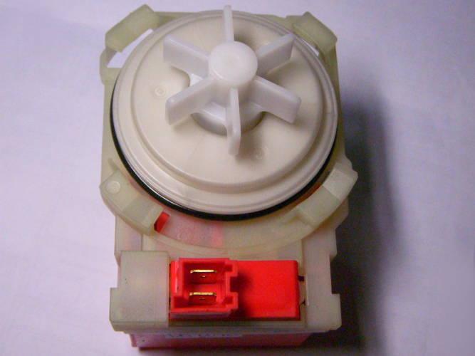 Насос стиральной машины Bosch, Siemens, Electrolux на четырех защелках