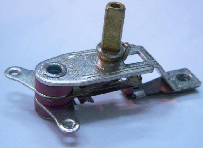 Терморегулятор биметаллический KST-250 для электроплиты, духовки, утюга